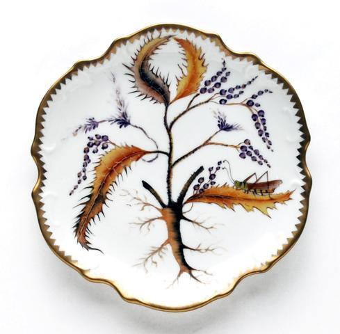 Anna Weatherley  Thistle Bread & Butter Plate $296.00