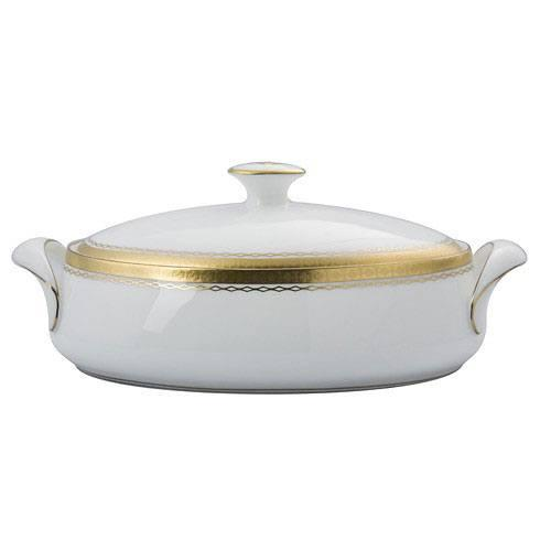 Royal Crown Derby  Tiepolo Covered Vegetable Dish $564.00