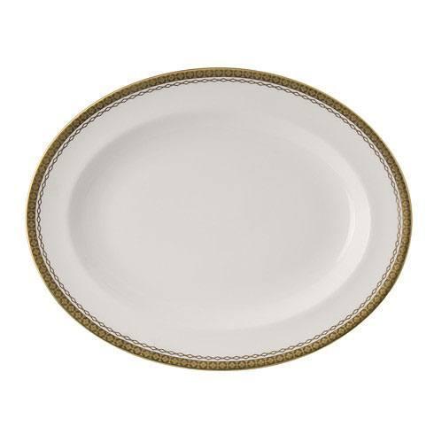 Royal Crown Derby  Tiepolo Medium Platter $378.00