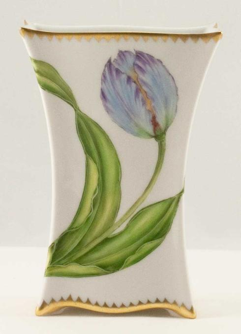 $298.00 Blue Tulip Small Vase