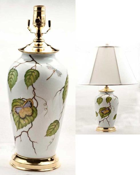 $895.00 Special Edition Exotic Butterfly Lamp