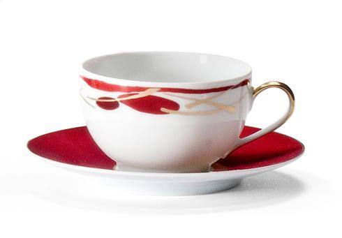 $75.00 Coffee Cup And Saucer