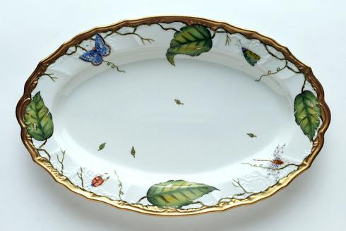 $633.00 Oval Platter