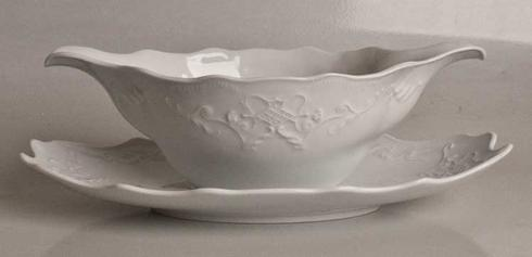 Anna Weatherley  Simply Anna - White Gravy Boat Tray Only $39.00