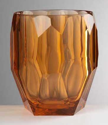 Amber Ice Bucket