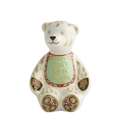 $216.00 Royal Birth Bib Bear - Limited Edition