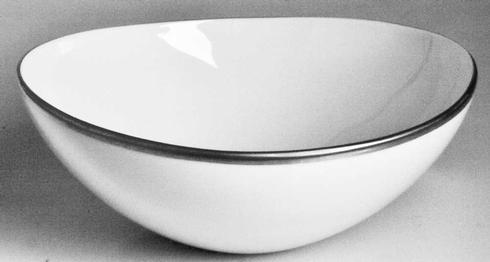 Anna Weatherley  Simply Elegant - Platinum Cereal Bowl $52.00