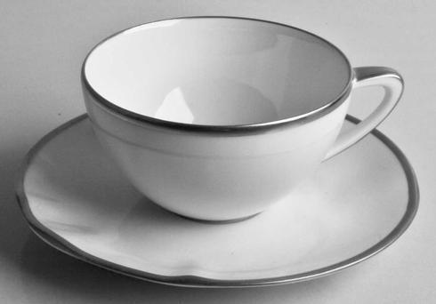 Anna Weatherley  Simply Elegant - Platinum Tea Saucer $30.00