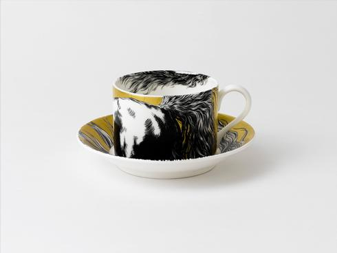 $258.00 Tea Cup and Saucer (Boxed)