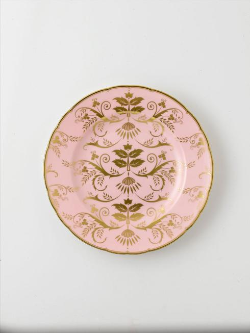 Royal Crown Derby  Darley Abbey Harlequin - Baby Pink