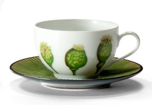 $50.00 and Bali Tea Cup And Saucer