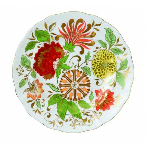$205.00 Seasons Accent Indian Summer Plate in Gift Box