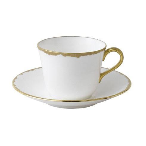 $50.00 Ruche Tea Saucer