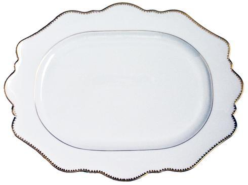 Anna Weatherley  Simply Anna - Antique Oval Platter $175.00