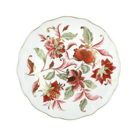 $192.00 Seasons Accent Autumn Gold Plate in Gift Box  sc 1 st  Shops of Provence - Bridge & Royal Crown Derby Season Accent Plates products