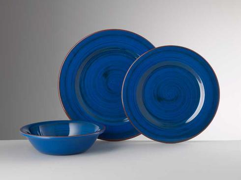 Dinnerware - St. Tropez Blue collection with 4 products