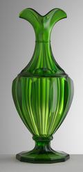 $88.00 Green Carafe