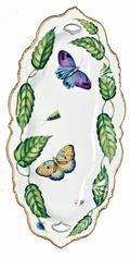 Exotic Butterflies Large Oval Platter